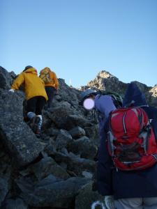 20100912奥穂高岳25