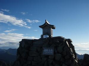 20100914奥穂高岳27