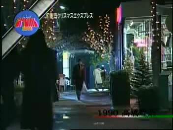 クリスマスの街1