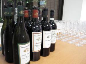 サンアントニオのワインたち