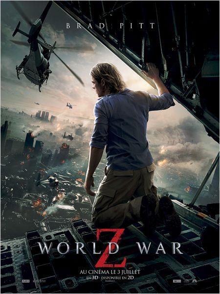 ワールドウォーZ World War Z ポスター
