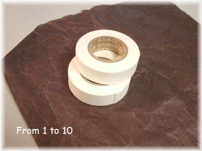 マスキングテープ マットホワイト