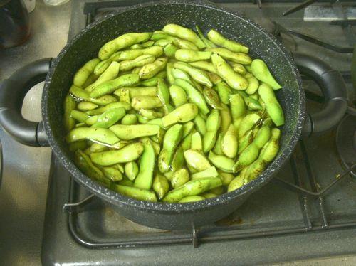 丹波の黒枝豆