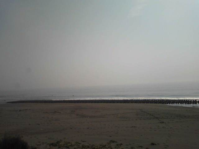 Image093日目の海
