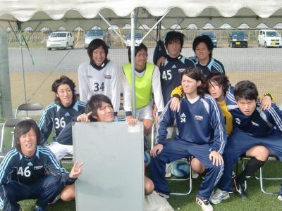 2009Iリーグ B2-IPU 11/7/土(ベンチ)