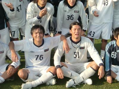2009Iリーグ B2-IPU 11/7/土(日野&ノリ)