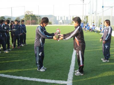 2009Iリーグ 平大/B 11/7/土(MVP 昭久)