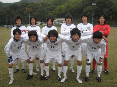 2009 県L 入れ替え戦 11/22/土(先発)