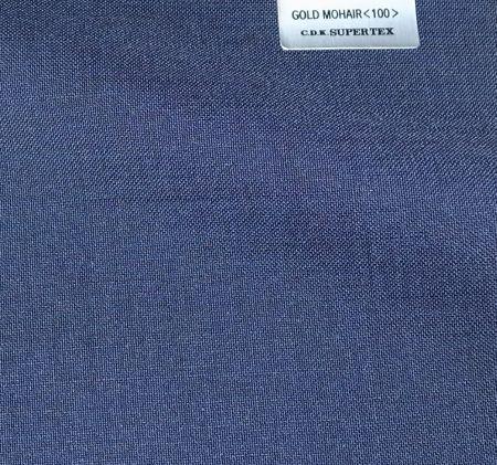 2013年春夏スーツ生地-長大毛織SUPERTEXゴールデンモヘア