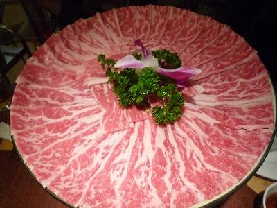 広州火鍋お肉