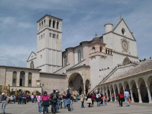 assisi sanfrancesco