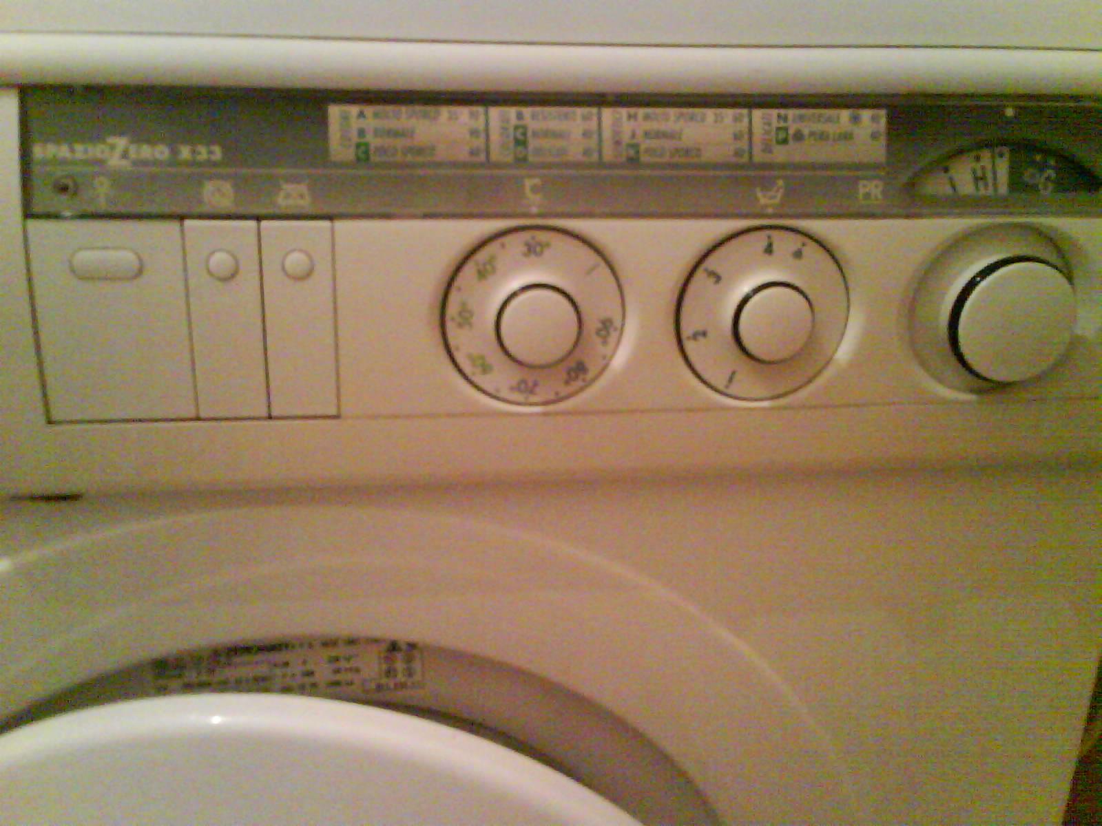 洗濯機アップ