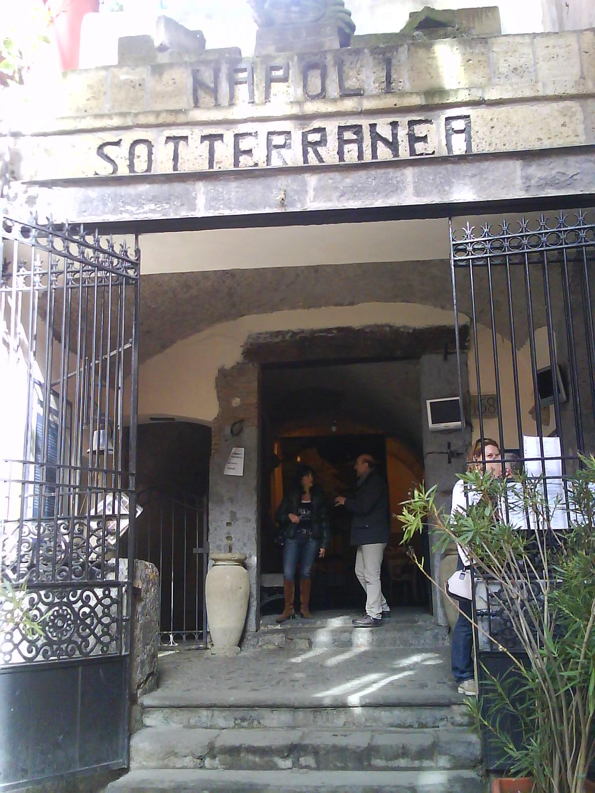 entrata sotterranea2