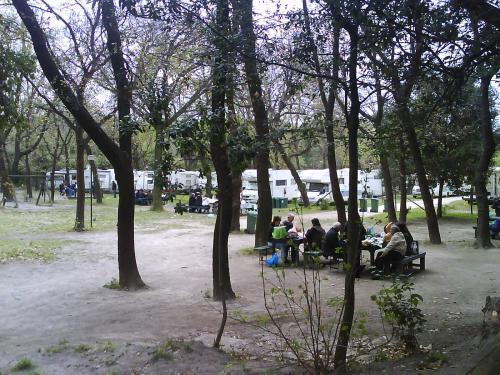 camp solfatara