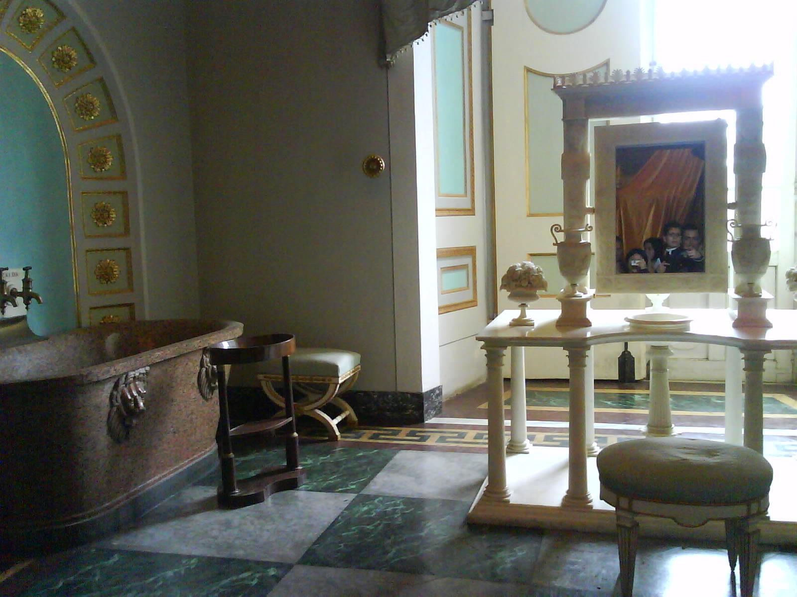 palazzo reale bagno