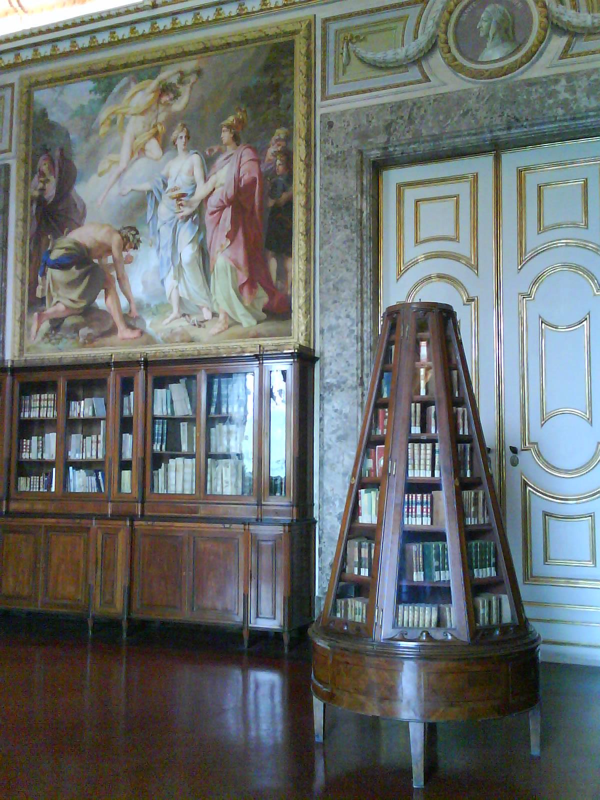 palazzo reale biblioteca3