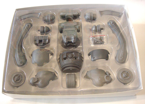 AF box inside