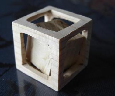 知恵の輪BOX1