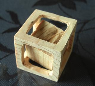 知恵の輪BOX2