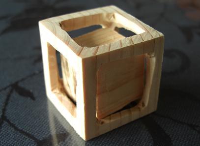 知恵の輪BOX3