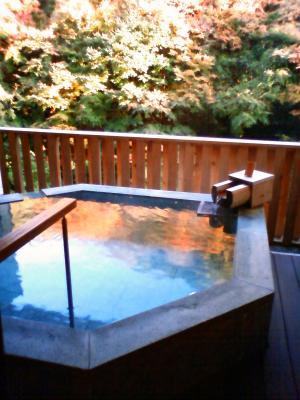 プライベート風呂