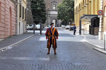 ヴァチカン市国とピサの斜塔