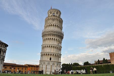 ヴァチカン市国とピサの斜塔 (7)