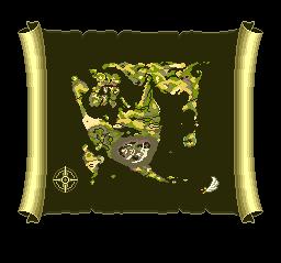 ドラゴンクエストⅡ 大灯台終了~ザハン~ペルポイ、ローレシア城00008