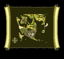 ドラゴンクエストⅡ レベル上げ~ザハン~あくましんかん1~ローレシア南のほこら~レベルあげ2~あくましんかん撃破0021