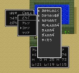 ドラゴンクエスト? あくましんかん撃破~テパ~満月の塔0026