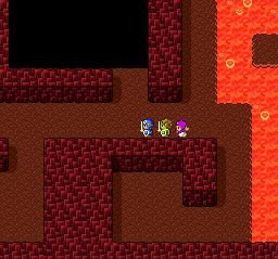 ドラゴンクエストⅡ 満月の塔終了~海底の洞窟12