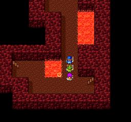 ドラゴンクエストⅡ 満月の塔終了~海底の洞窟33