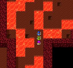 ドラゴンクエストⅡ 満月の塔終了~海底の洞窟45