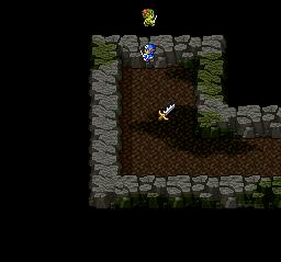ドラゴンクエストⅡ ロンダルキアの洞窟(ロトのよろい)~ロンダルキアの洞窟終了17