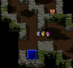 ドラゴンクエストⅡ ロンダルキアの洞窟(ロトのよろい)~ロンダルキアの洞窟終了2