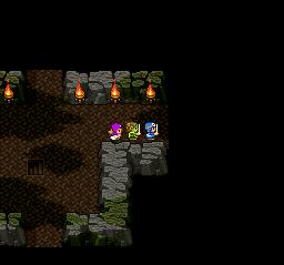 ドラゴンクエストⅡ ロンダルキアの洞窟(ロトのよろい)~ロンダルキアの洞窟終了38