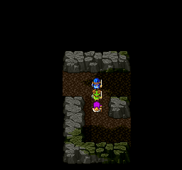 ドラゴンクエストⅡ ロンダルキアの洞窟(ロトのよろい)~ロンダルキアの洞窟終了41