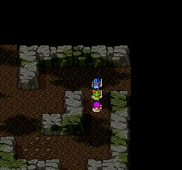 ドラゴンクエストⅡ ロンダルキアの洞窟(ロトのよろい)~ロンダルキアの洞窟終了44