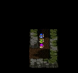 ドラゴンクエストⅡ ロンダルキアの洞窟(ロトのよろい)~ロンダルキアの洞窟終了49