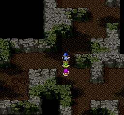ドラゴンクエストⅡ ロンダルキアの洞窟(ロトのよろい)~ロンダルキアの洞窟終了5