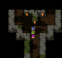ドラゴンクエストⅡ ロンダルキアの洞窟(ロトのよろい)~ロンダルキアの洞窟終了53