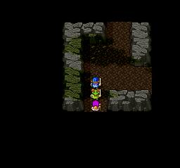 ドラゴンクエストⅡ ロンダルキアの洞窟(ロトのよろい)~ロンダルキアの洞窟終了54