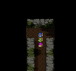 ドラゴンクエストⅡ ロンダルキアの洞窟(ロトのよろい)~ロンダルキアの洞窟終了56