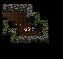 ドラゴンクエストⅡ ロンダルキアの洞窟(ロトのよろい)~ロンダルキアの洞窟終了59