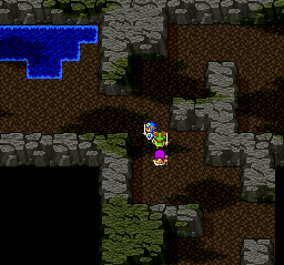 ドラゴンクエストⅡ ロンダルキアの洞窟(ロトのよろい)~ロンダルキアの洞窟終了6