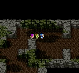 ドラゴンクエストⅡ ロンダルキアの洞窟(ロトのよろい)~ロンダルキアの洞窟終了7