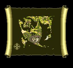 ドラゴンクエストⅡ 満月の塔終了~海底の洞窟4