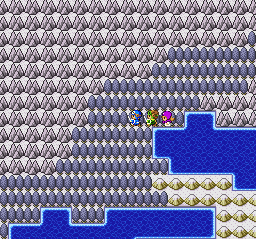 ドラゴンクエストⅡ ロンダルキアの洞窟終了~ロンダルキアのほこら~精霊のほこら~レベル上げ~ハーゴン神殿61