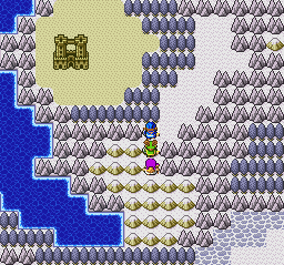 ドラゴンクエストⅡ ロンダルキアの洞窟終了~ロンダルキアのほこら~精霊のほこら~レベル上げ~ハーゴン神殿65