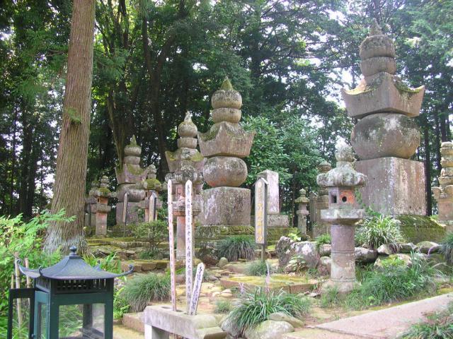 大関家墓所4